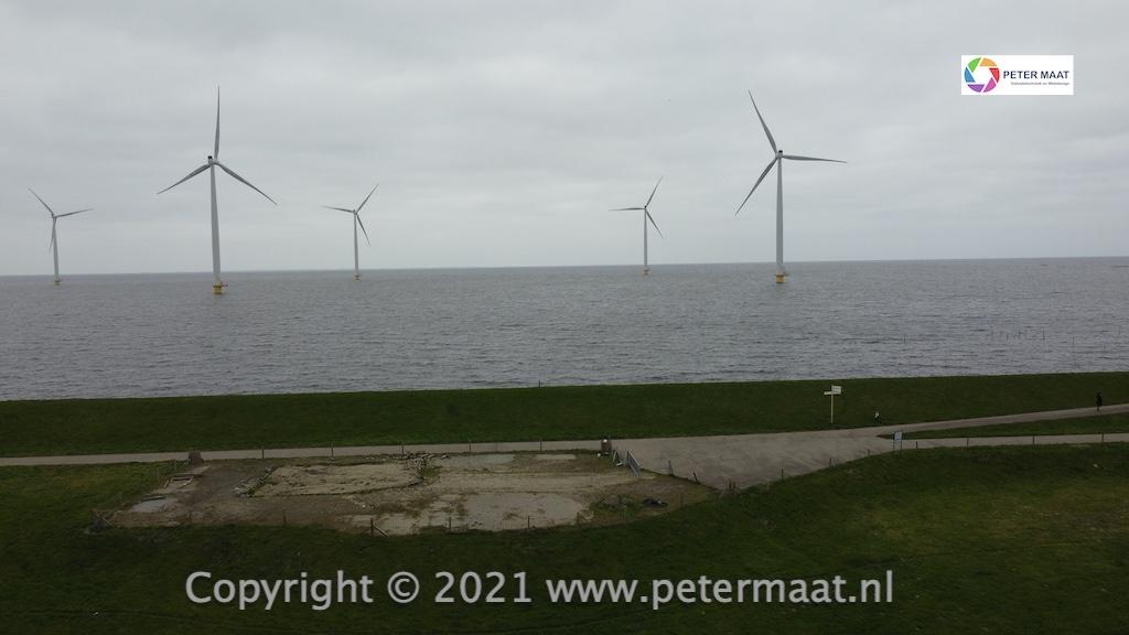 IJsselmeerdijk Creil